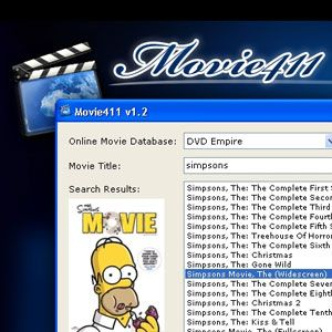 Search & Download Movie Information With High Resolution Movie Covers Using Movie411