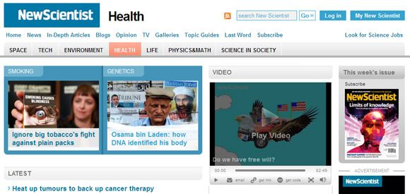 Top 10 RSS Feeds For Medical News & Alerts medical news08