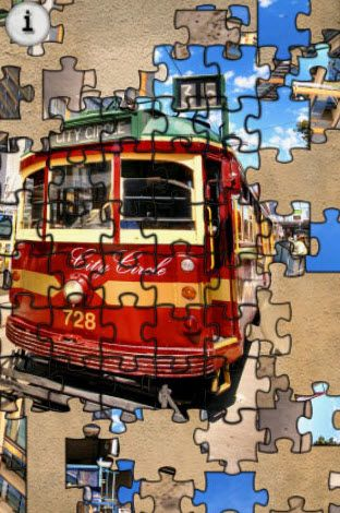 puzzle games on iphone