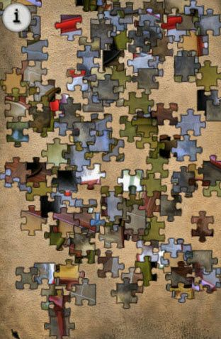puzzles on iphone