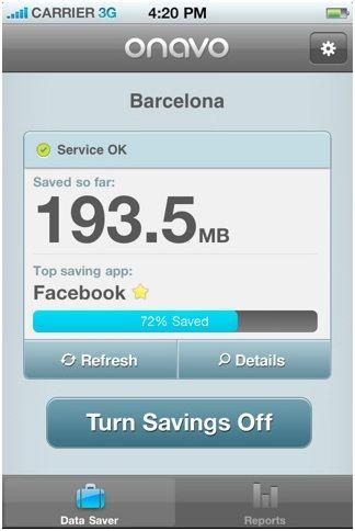 reduce bandwidth usage
