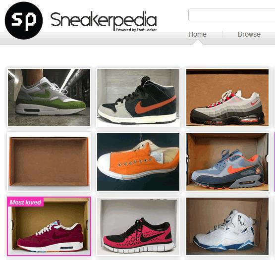 sneakerpedia 2   Sneakerpedia: Online Destination For Sneaker Enthusiasts