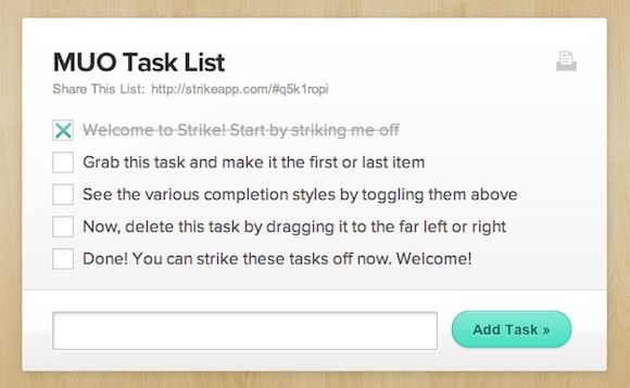 Two Dead Simple Productivity Webapps To Keep You Organized strike4