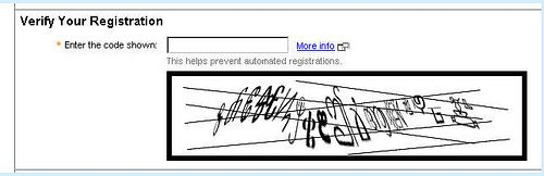 how captcha works