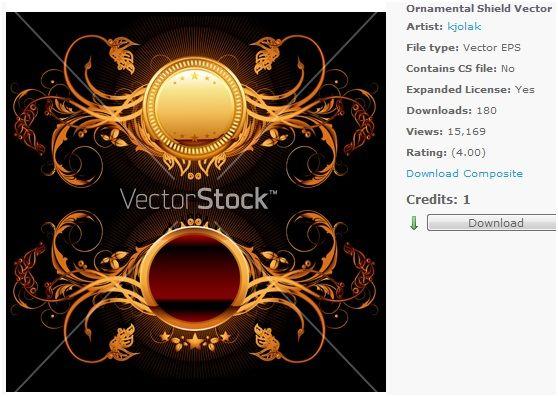 find vector art