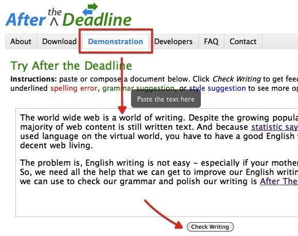 How To Spell Check A Document Without A Word Processor 01a check writing