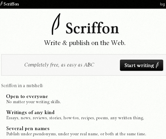 text publishing tool