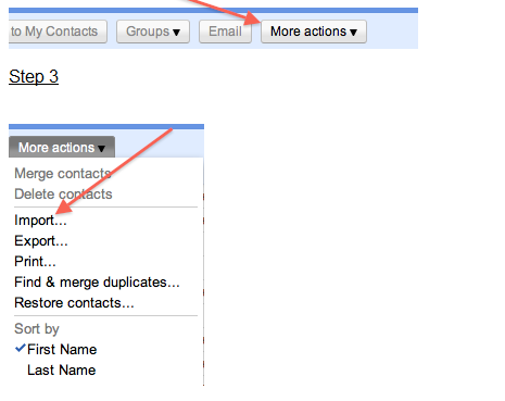 Friends to Gmail   FriendsToGmail: Easily Import Facebook Contacts To Gmail
