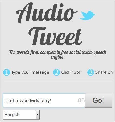 add audio posts