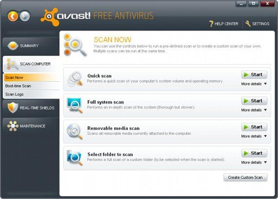 Avast Working On Android App, Will Offer Extra Features For Rooted Phones [News] avastfree1