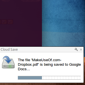 Cloud Save: Save Files Directly to the Cloud [Chrome]