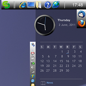Customize Your Windows 7 Desktop With Emerge, Enigma & Rainmeter