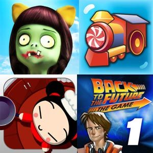 5 High Quality and Free iPad Games