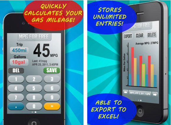 are there any iphone apps for checking gas prices?