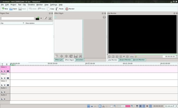 cross platform video editing