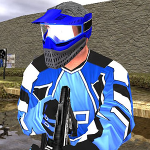 Play Fast-Paced Paintball Online With Digital Paint