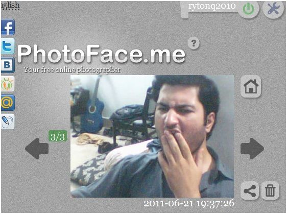 daily face picture