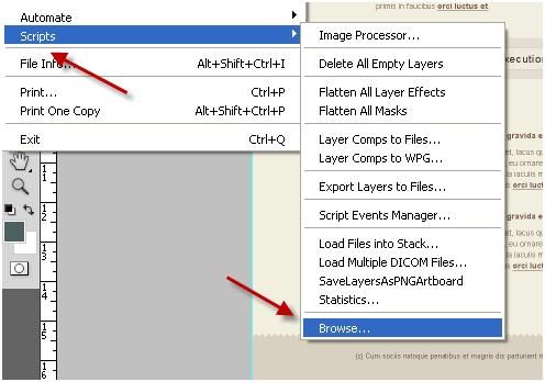 convert psd files to flash