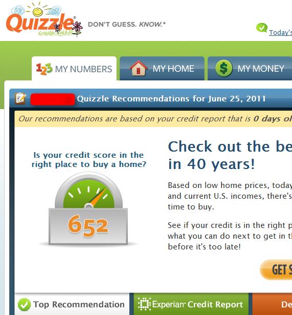 get free credit score