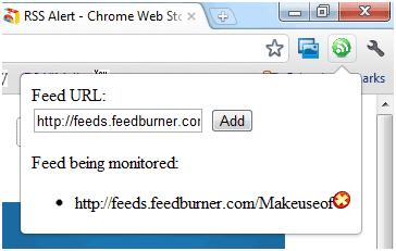 desktop alerts for rss