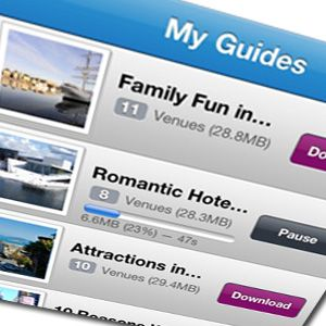 Access All Your Travel Guides & Maps Offline With Stay [iPhone]