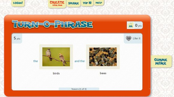online word games