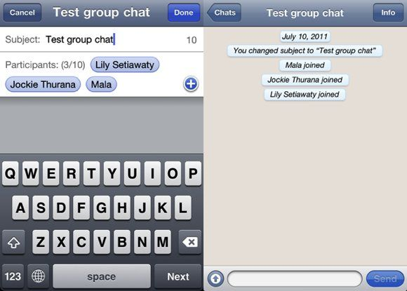 Get Better MultiPlatform Multimedia Group Messaging With WhatsApp