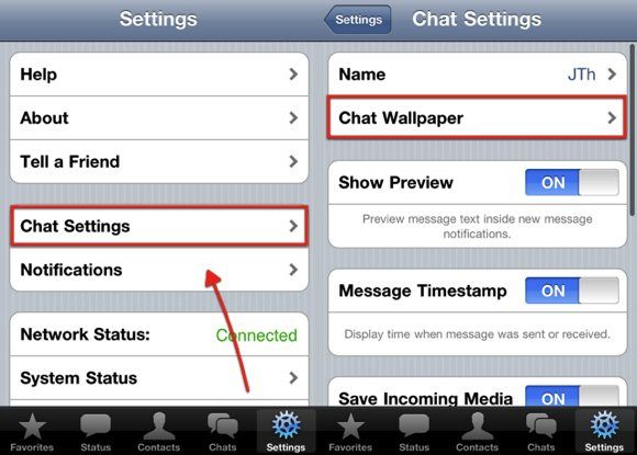 06a chat settings