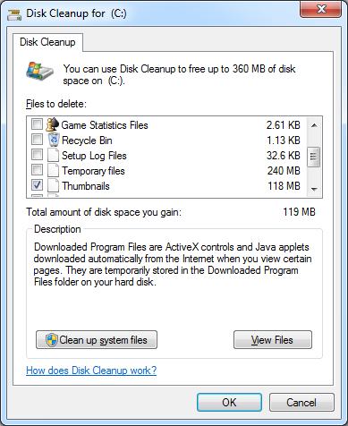 How to Automatically Keep Windows 7 Clean of Obsolete Files