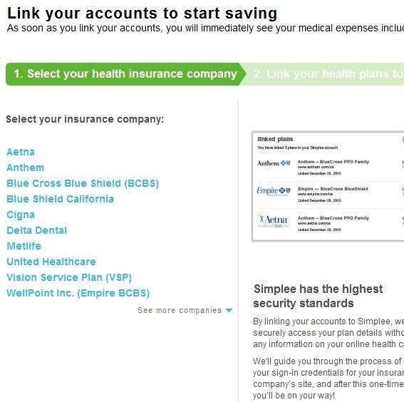 health care expense tracker