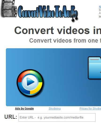 convert video clips to audio clips