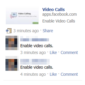 Facebook Video Calling Scam Rides Official Announcement's Coattails [News]