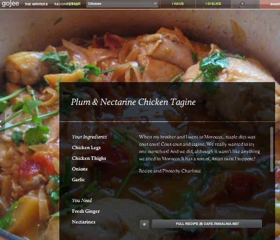 search for delicious recipes