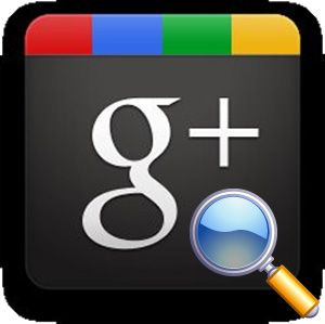 How To Search For Google Plus User Updates