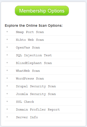 vulnerability testing tools