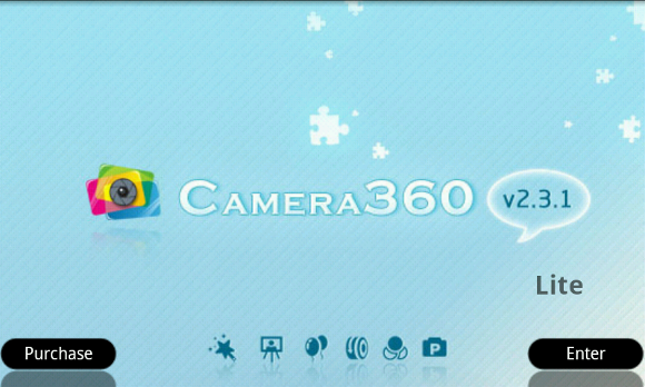 android camera app