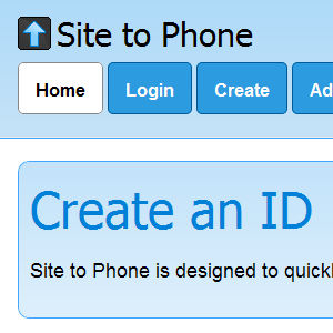 Site To Phone Lets You Easily Send Links & Text To Your Smartphone
