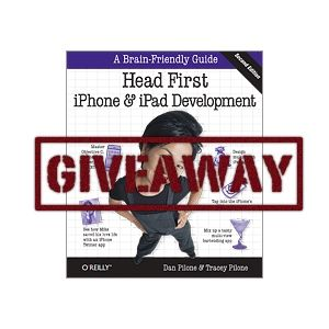Head First iPhone and iPad Development eBook [Giveaway]
