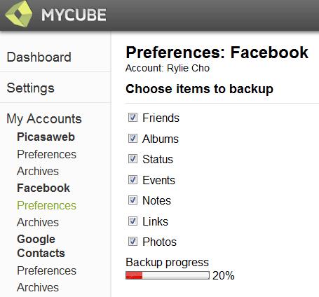 create offline backup