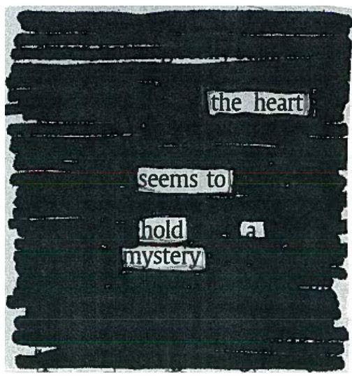 Newspaperblackout