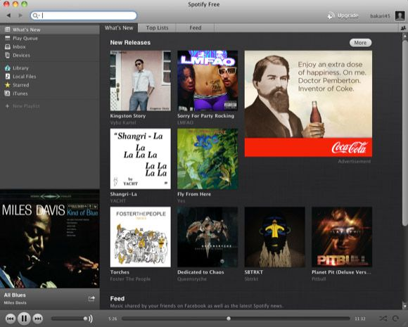 Music Streaming With Spotify: What You Get For Free