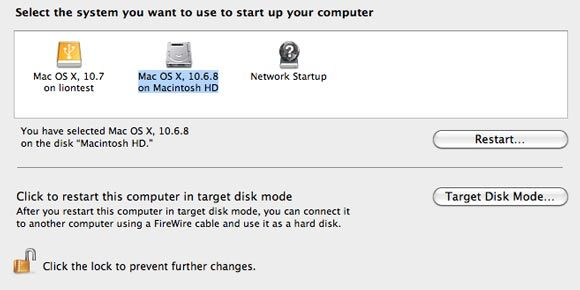 install osx on external hard drive