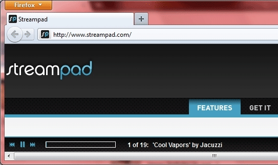 media player for your website