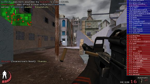 Urban Terror: A Hollywood-Style First Person Shooter urbanterror 3