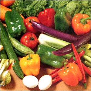 Manage Your Real Life Vegetable Plot Online For Free With VGA Live