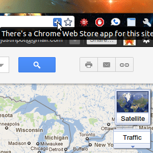 """There's A Web App For That"" – Find Chrome Apps For Sites You Visit"