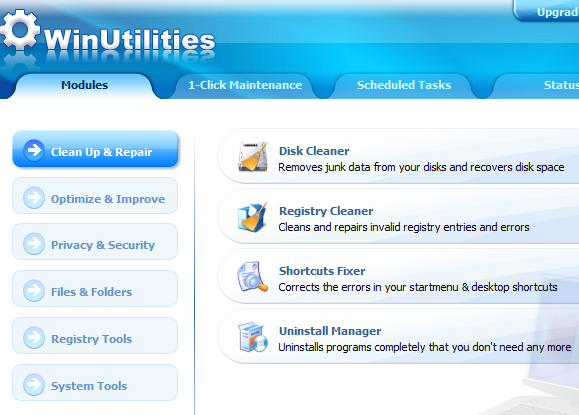windows utilities