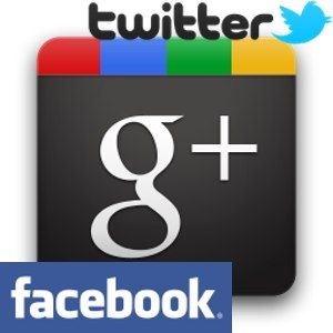 Merge Google+, Facebook & Twitter With The Help Of G++ [Chrome & Firefox]