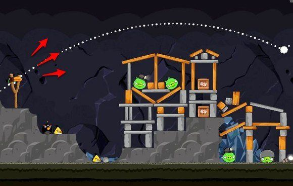 angry birds tips and tricks