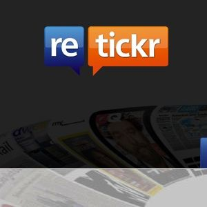 Place A Customized News Ticker On Your Desktop With Retickr [Mac]